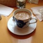 カフェ シュクル - 食後コーヒー