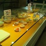 東京大学 中央食堂 - ショーケースのサンプル