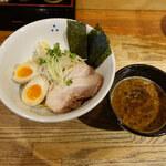 みつ星製麺所 - 特製濃厚つけ麺1070円