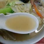 百鶴楼 - 台湾家庭ラーメン・スープ