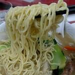 百鶴楼 - 台湾家庭ラーメン・麺
