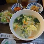 焼肉 サラン - クッパ定食 700円