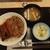 松屋 - 料理写真:うなぎコンボ牛めし