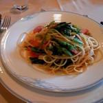 1601252 - 春野菜のペペロンチーノ