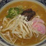 豊国製麺所 - 角煮ラーメン