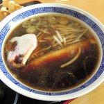 麺 和華 - 和華 「セットのラーメン(醤油)」