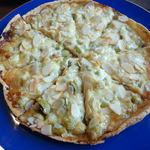 エスポアール - ソイビーンズピザ¥990