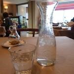 16010596 - レモン水のお冷