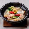 中国料理 龍鱗 - 料理写真:海鮮白湯おこげ