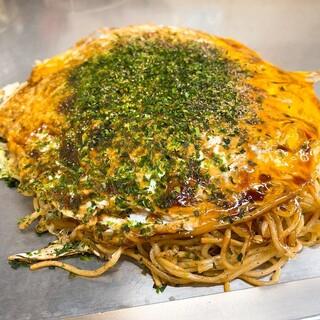 お好み焼き 大樹 - 料理写真: