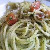 girasole - 料理写真:大葉のジェノバ