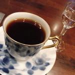 ランバン - ハワイ・アロハヒルズ・マラゴジッペ・ピーベリー・ハニー(砂糖が入ってないのに、なんて甘い風味のコーヒーなんだ~最高においしいです)