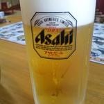 16011413 - 風呂上りのビールは最高です(笑顔)