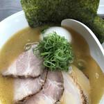 麺道 夢幻 - 料理写真:特製の塩