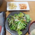 香満縁 - サラダ