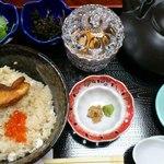 いなほ - 鯛茶漬けセット