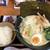湯河原ラーメン - 料理写真:湯河原醤油とんこつラーメン(780円)+煮卵(90円)