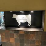 37 Steakhouse & Bar - 看板