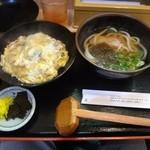 16013091 - 親子丼+小うどん
