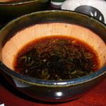 16013352 - 湯豆腐の出汁