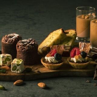 【チョコレート×ナッツ】心もほどける至福のひととき