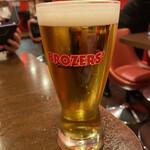 160134205 - 乾杯は生ビールですね