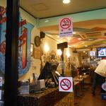 ジオダナ - 禁煙マークのシールと、神奈川県公共的施設における受動喫煙防止条例協力店の ステッカー