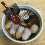 160150164 - 叉焼ワンタン麺味玉入1,210円
