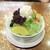 喫茶 ビクター - 料理写真:宇治金時
