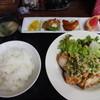 中華 虎楼 - 料理写真:からあげネギソース(ユーリンチー)定食(700円)