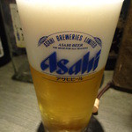 遊食友酒・菜 - 生ビール:530円