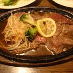 Furansutei - レモンステーキ840円