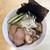 麺や いしばし - 料理写真:貝出汁ラーメンSP(1000円)