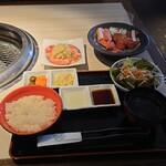 万寿民屋 - 料理写真:万寿民屋ランチ 特選コース 2,398円