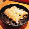 小倉鉄なべ - 料理写真:鉄鍋餃子