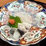 寿司 割烹 浪花 -