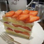 Tea&Cake Grace - いちごのショート