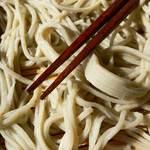 Koshikiteuchisobaizumi - 茹でてもつながってる蕎麦はアタイ嫌いです