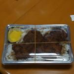 めし処円 - 2012年11月24日再訪 ソースカツ丼弁当