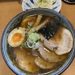 葱次郎 - 料理写真:特製醤油。上面から。