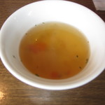 ベジテーブル - ワンコインセットのスープ