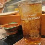 鮨よし - ウーロンハイ(450円)