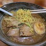 16021634 - 味噌ラーメン、麺