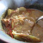 オクシモロン - 豚と白菜のマイルドカリー