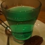 Cafe de Zaza - ホットモヒート