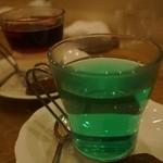Cafe de Zaza - 奥アメリカンレモネード