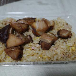 石狩亭 - 料理写真:2021.10 焼豚炒飯