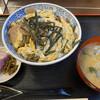 白金 松月 - 料理写真:木の葉丼 800円