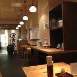 天吉屋 - 清潔感のある綺麗な店内