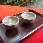 16024997 - 花びらのお茶